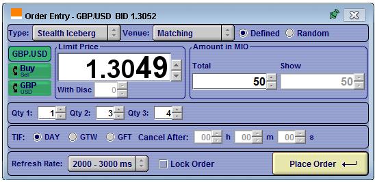 90's Forex matching program