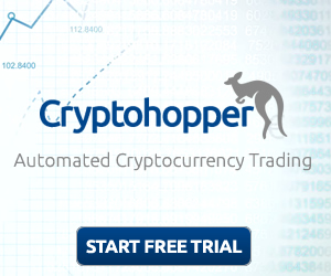 Cryptohopper Widget