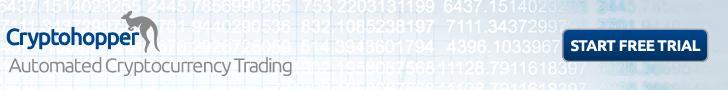 Cryptohopper Banner