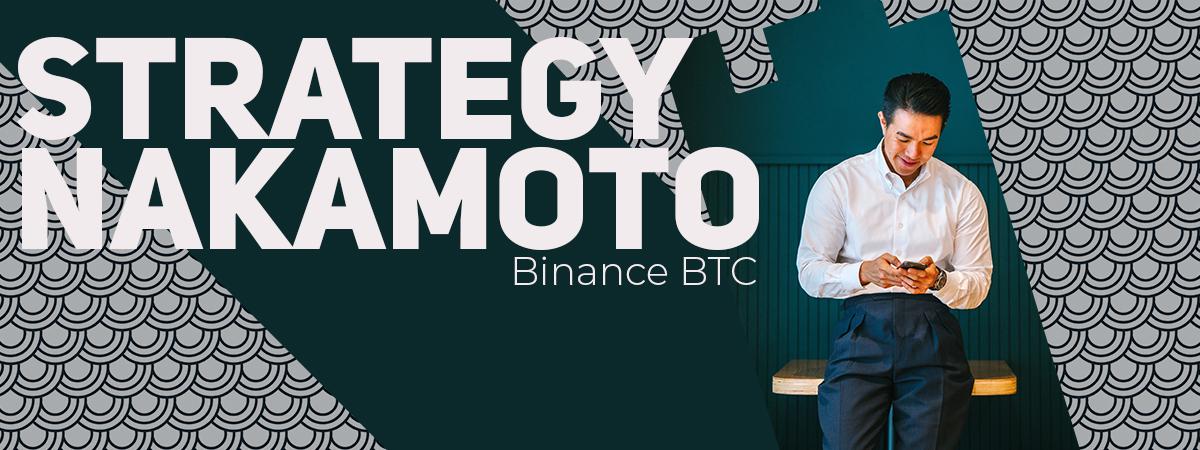 Binance BTC - SN