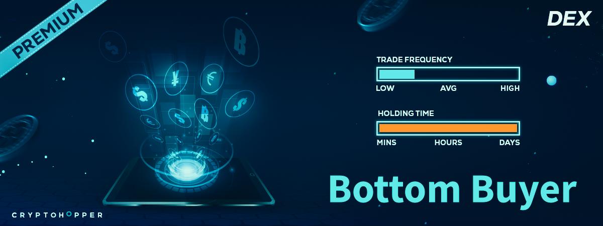 Bottom Buyer PREMIUM - DEX