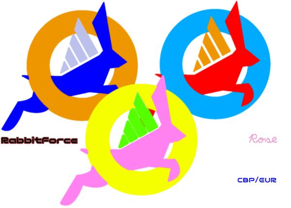 RabbbitForce Rose CBP/EUR