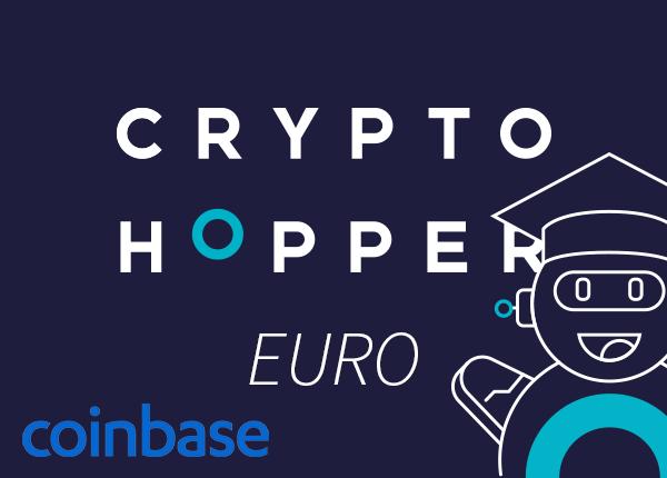 coinbase Pro Euro Hopper