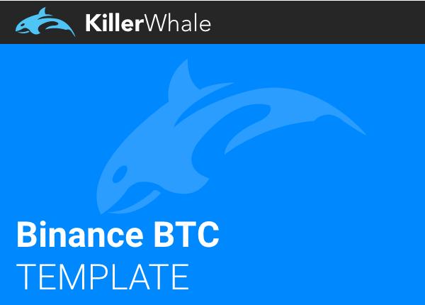 Killer Whale Binance/BTC