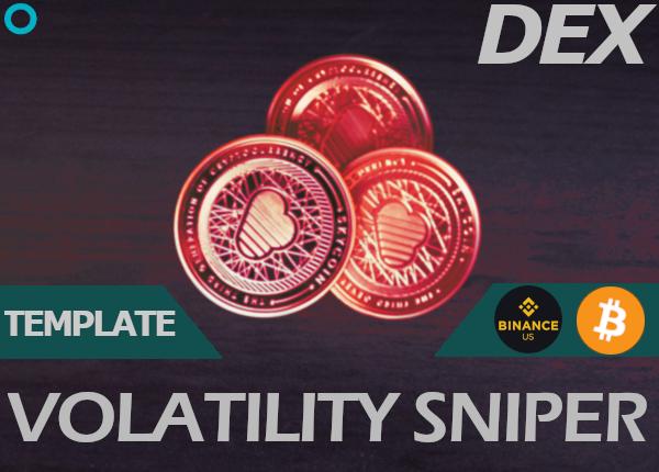 Binance.US BTC - Volatility Sniper - DEX