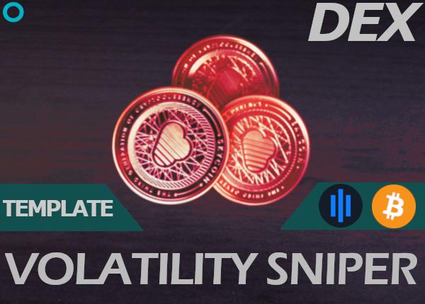 CoinbasePRO BTC - Volatility Sniper - DEX