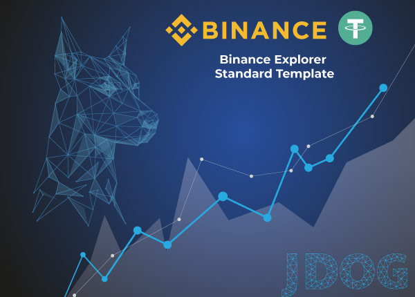 Jdog Binance Explorer Standard Template USDT