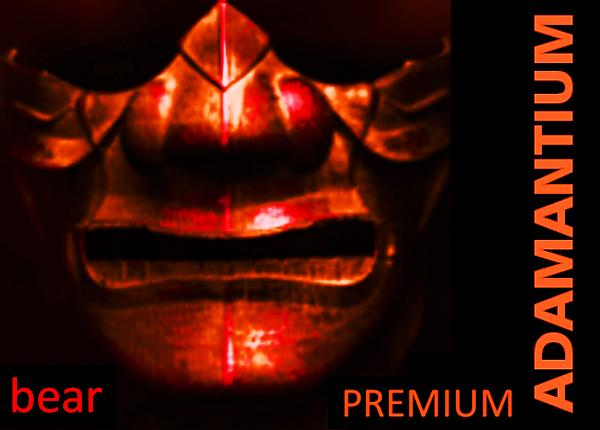 Hagakure adamantium PREMIUM BEAR