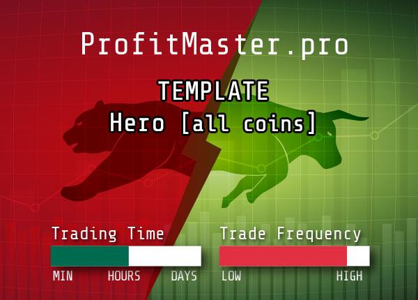 ProfitMaster.pro Signals Hero Template