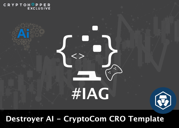 IAG   Destroyer Signal   CryptoCom   CRO