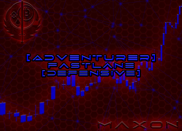 Maxon [Adventurer] Fastlane: Defensive