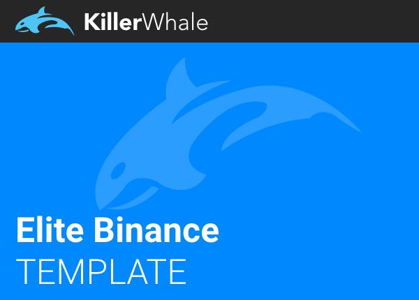 Template of Killer Whale Elite Signals Binance Leverage Tokens