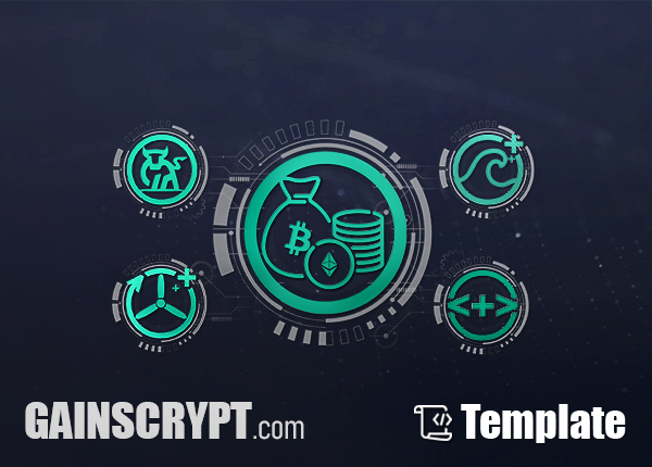 Docking Station Template (advanced) - [GAINSCRYPT]