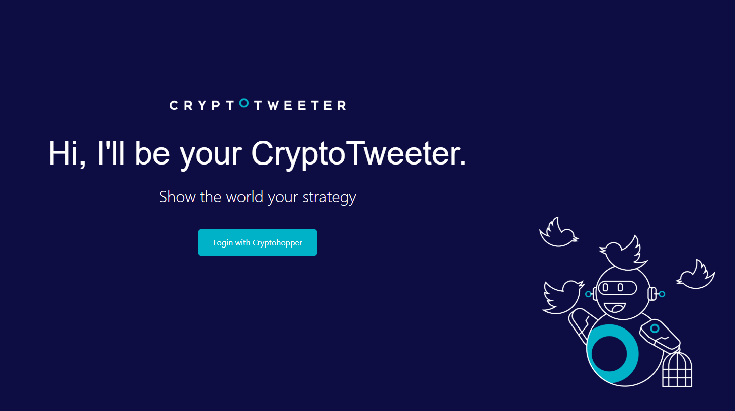 login to cryptotweeter