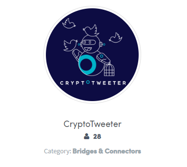 connect with your Cryptotweeter