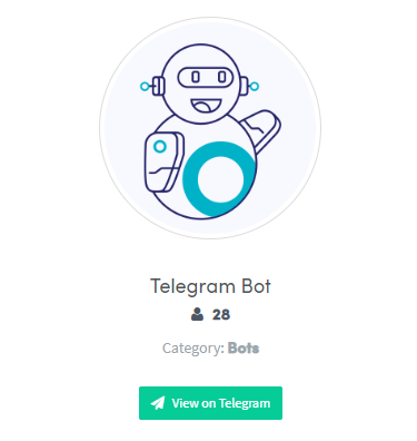 connect with your Telegram bot