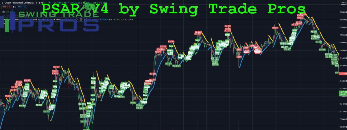 PSAR V4 by Swing Trade Pros