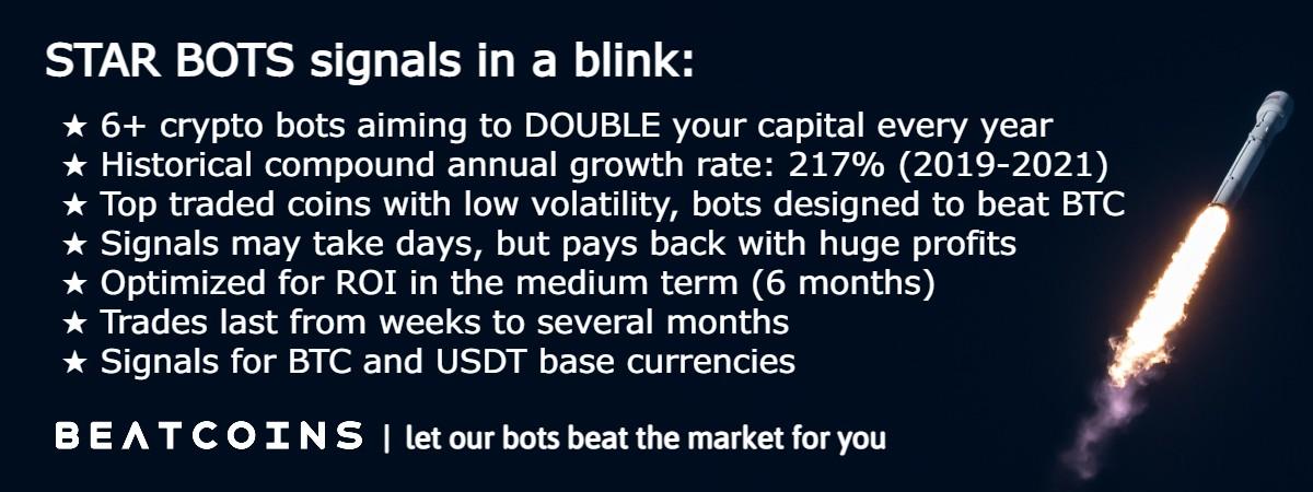 BEATCOINS | Star Bots Signals